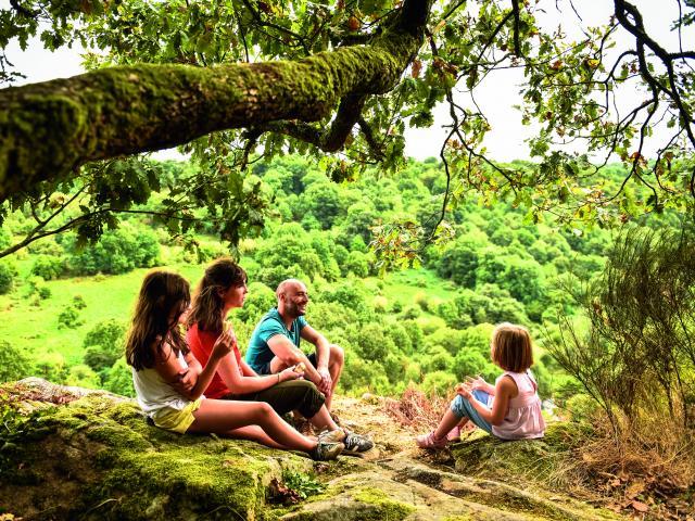Pique-nique - Canyon des Toyères