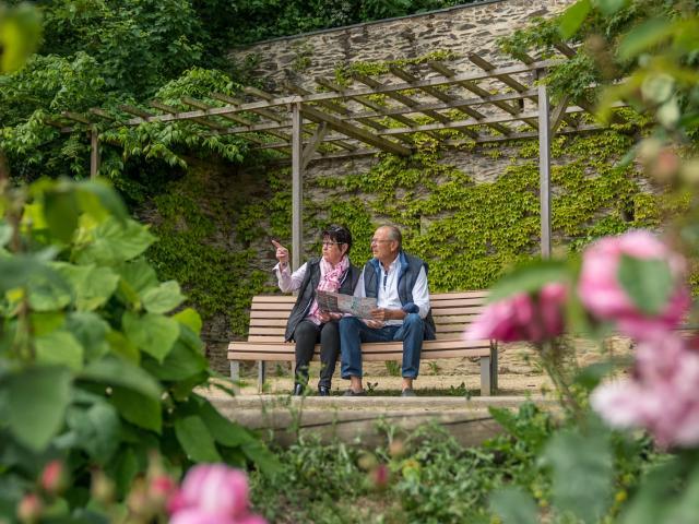Jardin - Château-Gontier-sur-Mayenne