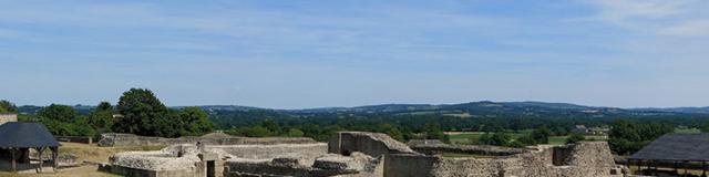 Jublains- La forteresse