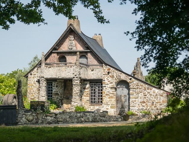 Maison de l'artiste - Musée Robert Tatin