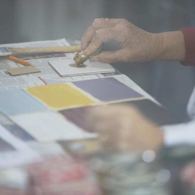 Atelier Peindre la Vie du Bon Côté Art'PeinTube Couleurs