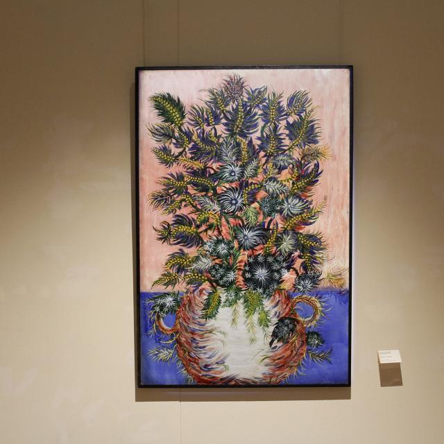 Séraphine de Senlis - Bouquet