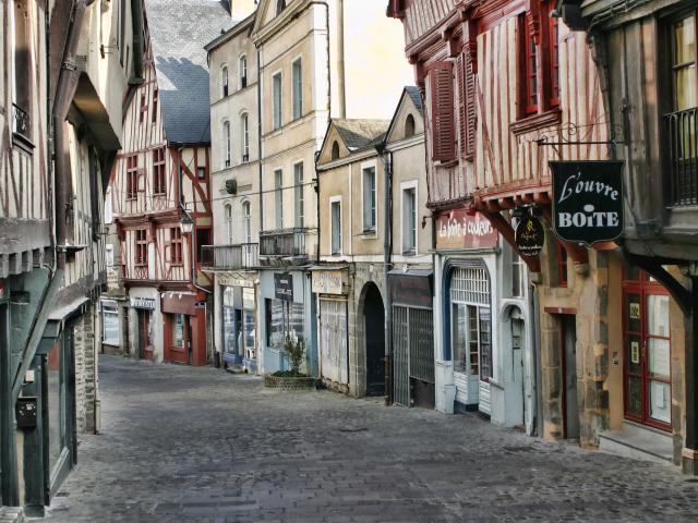 Centre Historique De Laval