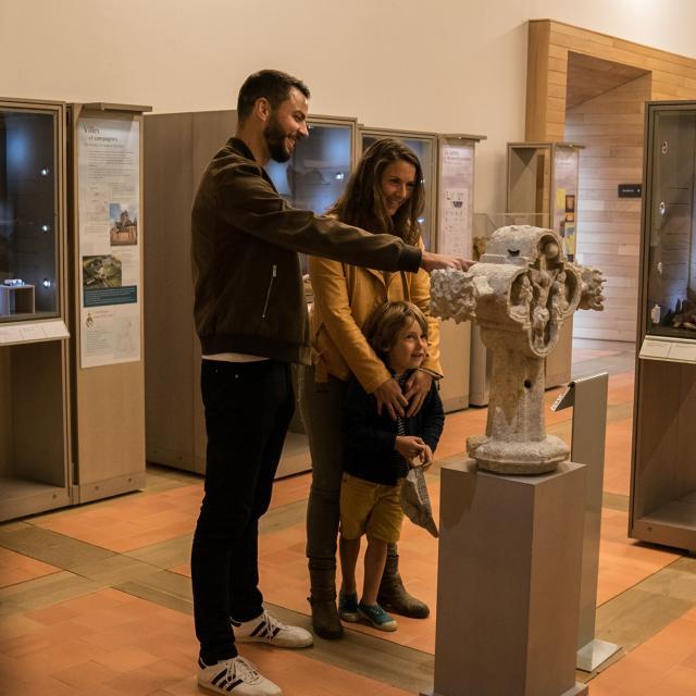 Visite au château-musée - Ville de Mayenne