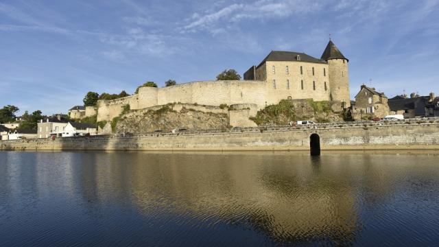 Château-musée - Ville de Mayenne