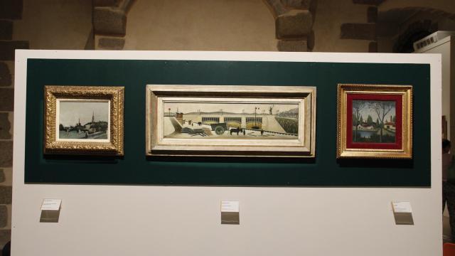 3 tableaux du Douanier Rousseau