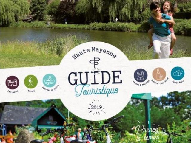 Guide Touristique Haute Mayenne 19