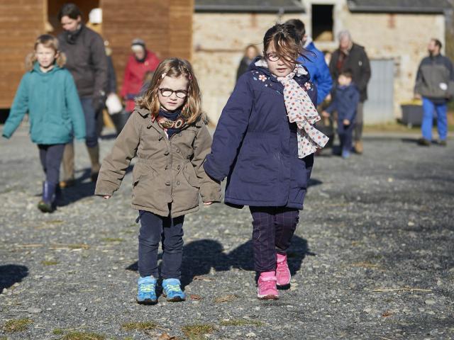 Asinerie Bois Gamat - enfants