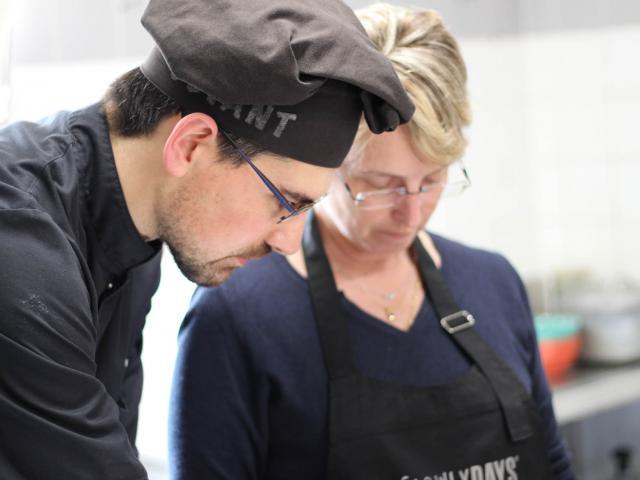 Atelier Cuisine Restaurant Le Beyel à Origné - cours