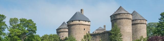 Chateau Lassay - Lac