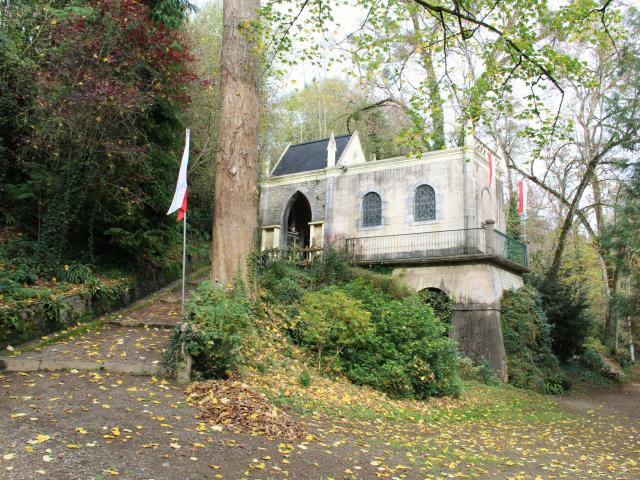Oratoire Saint-Cénéré - Saulges