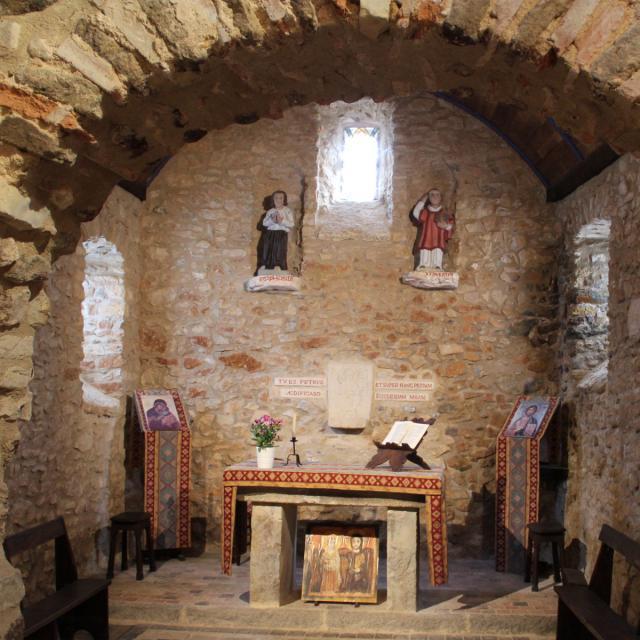 Eglise Saint-Pierre - Saulges