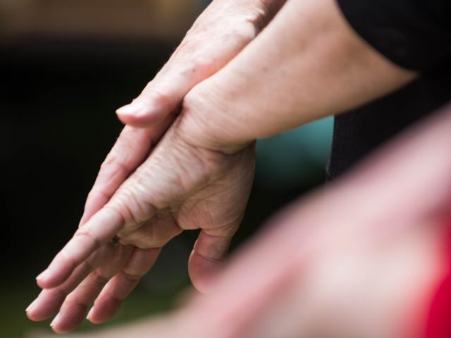 Atelier Gestion du Stress -Massage de mains