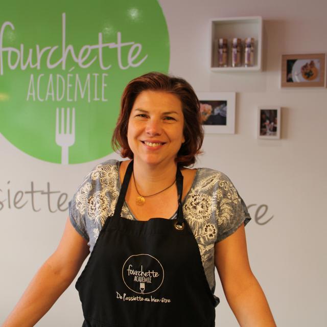 Emmanuelle Gréco Fourchette Académie