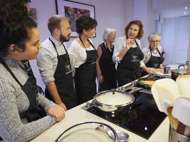 Fourchette Academie - atelier cuisine