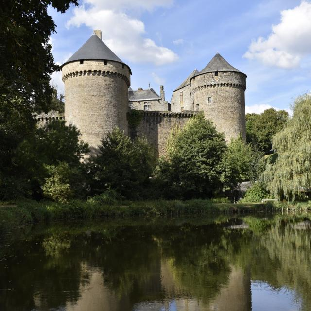 Chateaux de Lassay