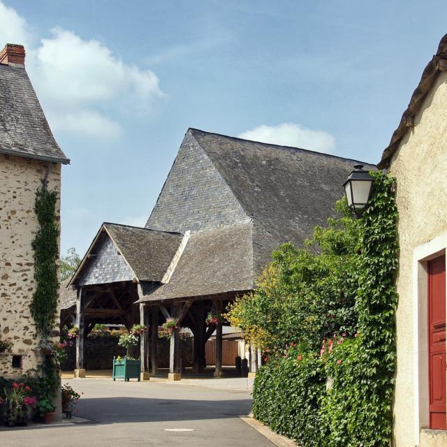 Saint Denis D Anjou