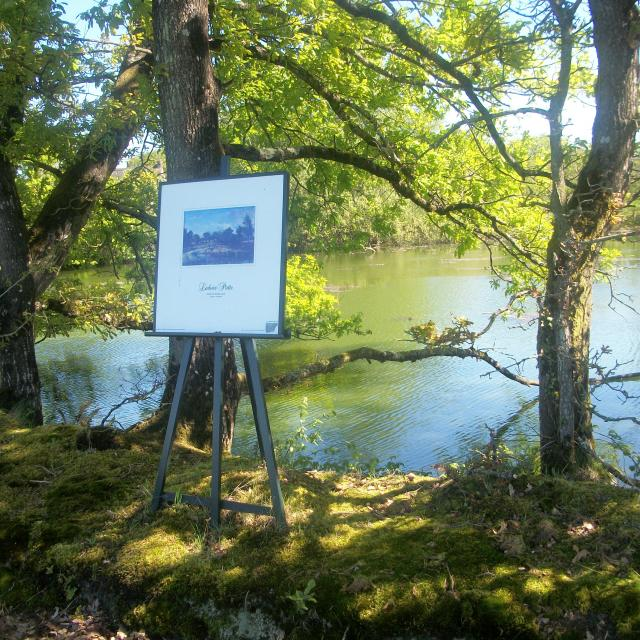 Sentier Pissarro Piette