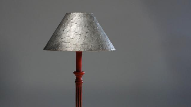 Tutoriel Relooker Une Lampe Lampe Relookée 2