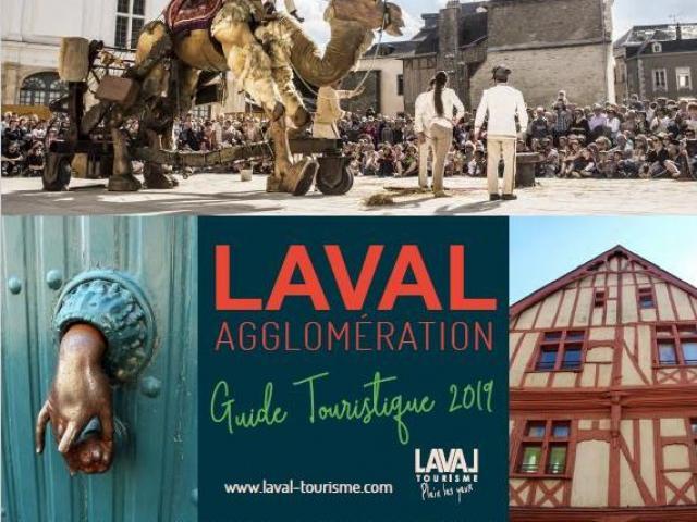 Guide Touristique Pays De Laval 2019