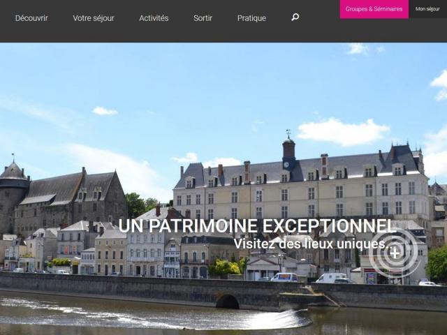Site internet du Pays De Laval