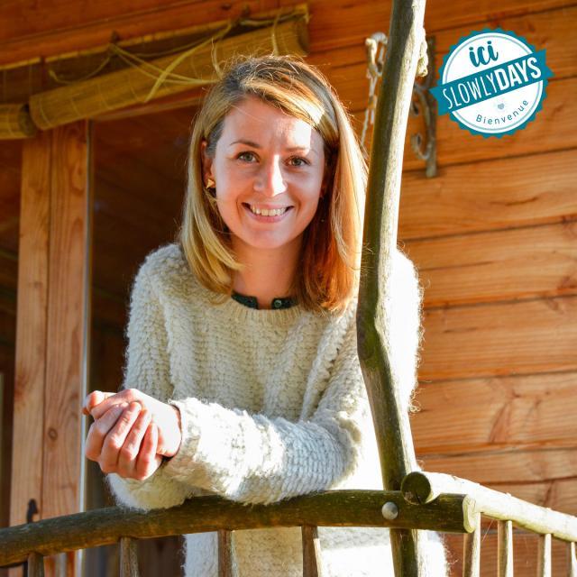 Gwendoline Houtin La Chouette Cabane Pommerieux Slowlydays