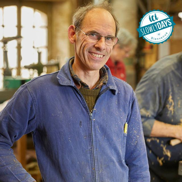 Hervé Wales L Atelier De L Abbaye Entrammes Slowlydays