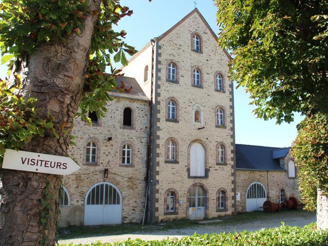 Abbaye D'entrammes - Batiment principal