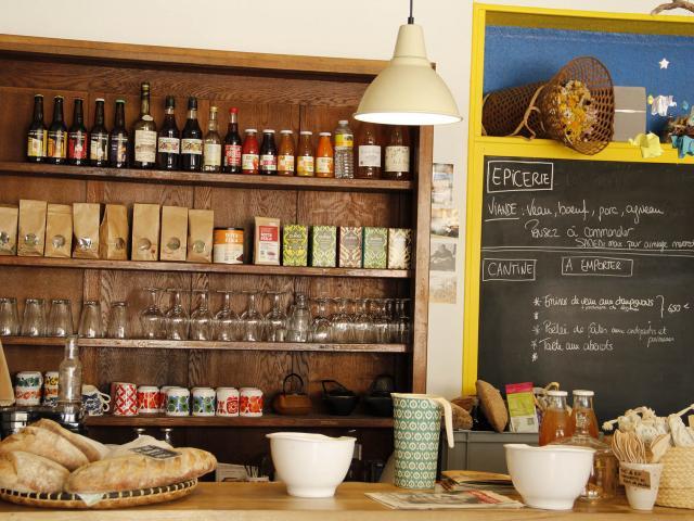 Bar Le Comptoir - pre en pail