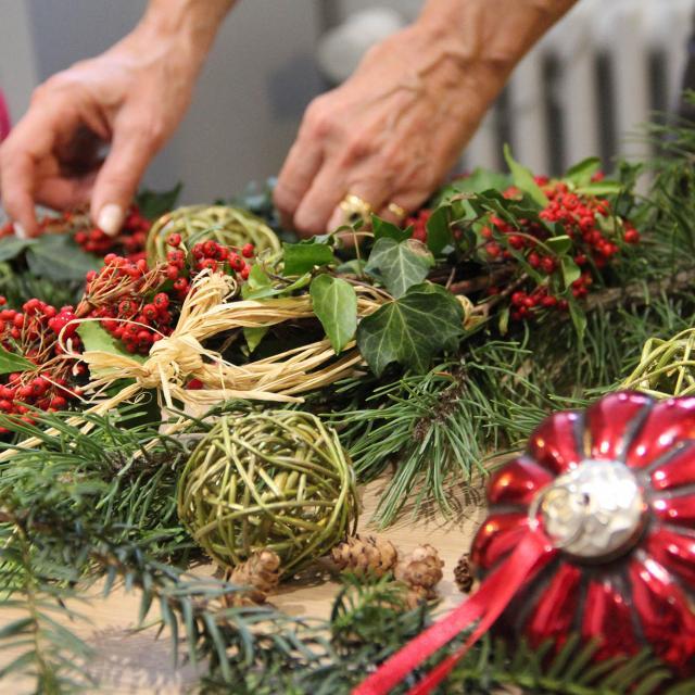 La mayenne prépare Noël - Décorations