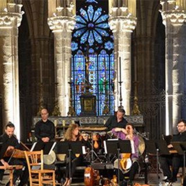 Festival des Arts Sacrés à Evron