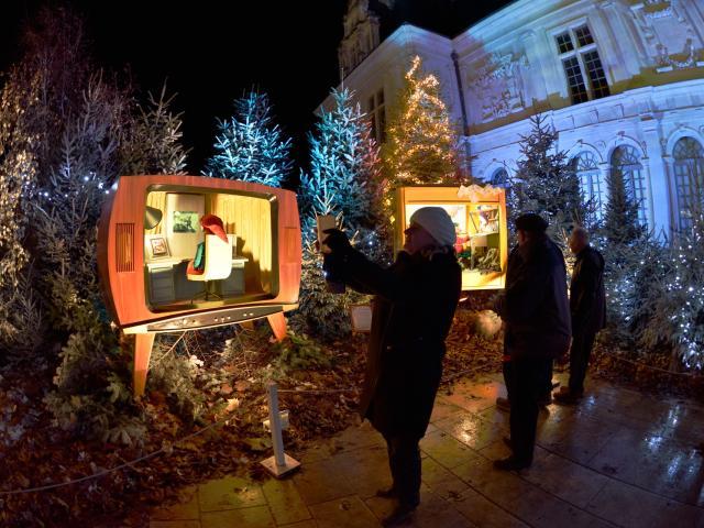 Animations de Noël à Laval