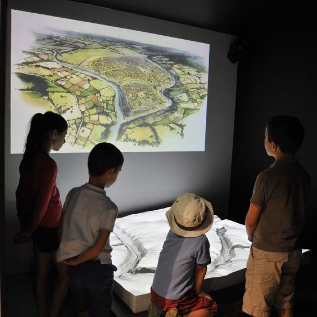 Musée Archéologique De Jublains