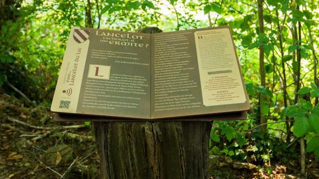 Rando De Lancelot Au Pays De Lassay