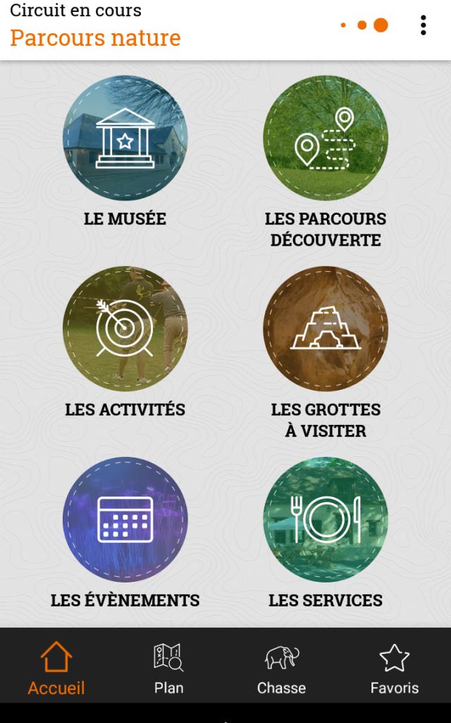 Interface appli Coëvrons-découverte