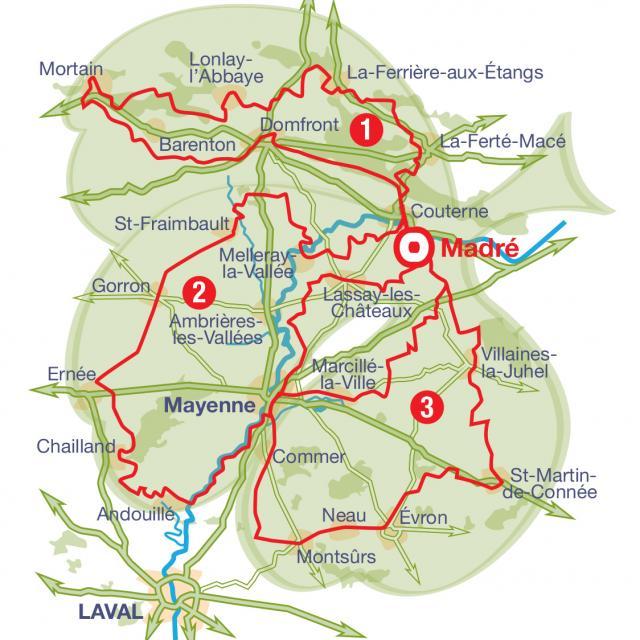 Circuit du Trèfle de Lancelot