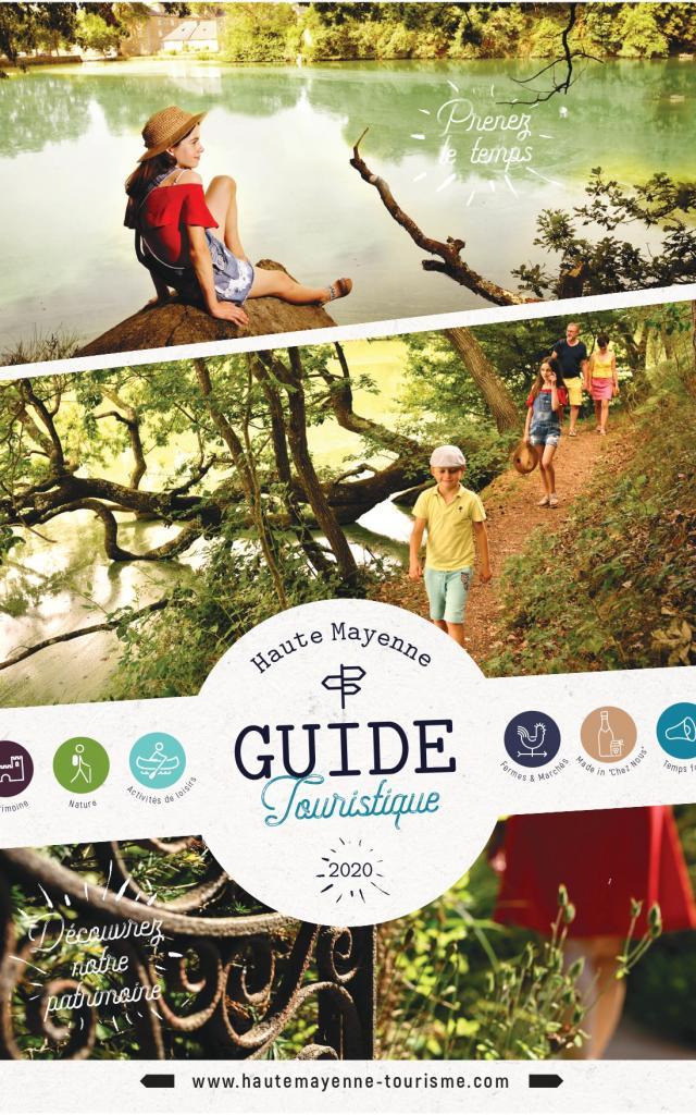 Guide Touristique 2020