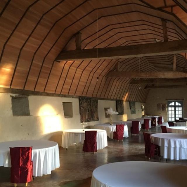 Salle De Réception Château De La Chasse Guerre