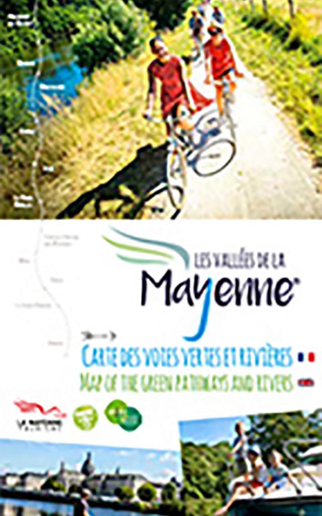 Voies Vertes Mayenne